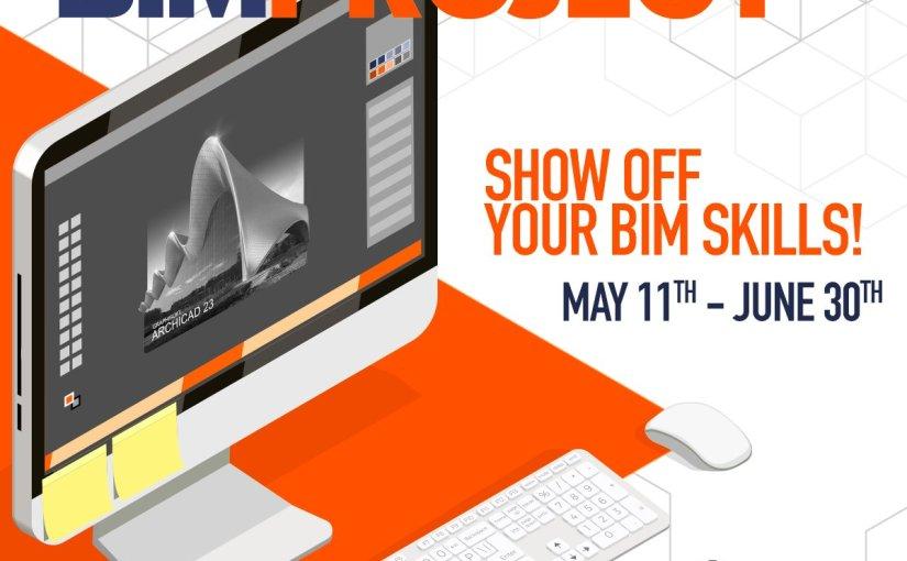 งานประกวดโครงการที่ใช้ ArchiCAD ในการทำงาน ระดับนักศึกษา, BIM PROJECT2020