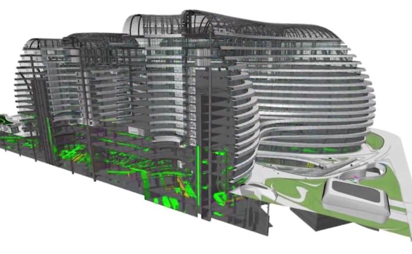Zaha Hadid Architects กับการใช้เทคโนโลยีในการออกแบบ