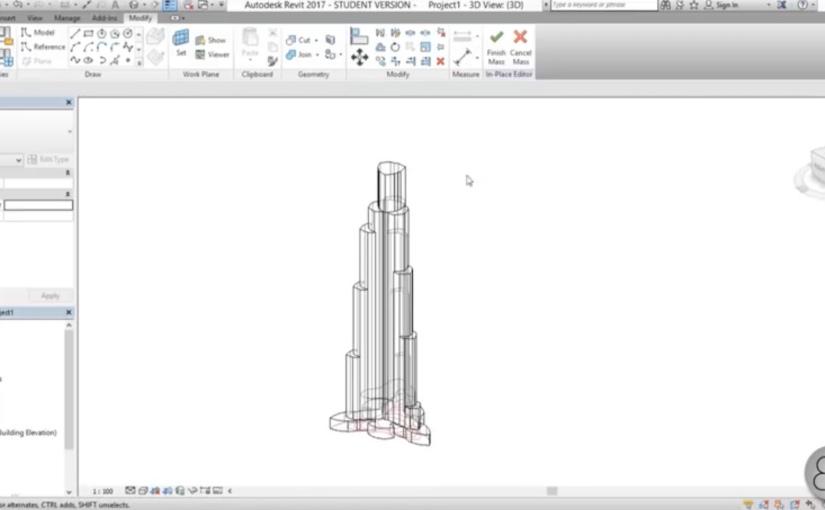 มาลองปั้นโมเดล Burj Khalifaกัน