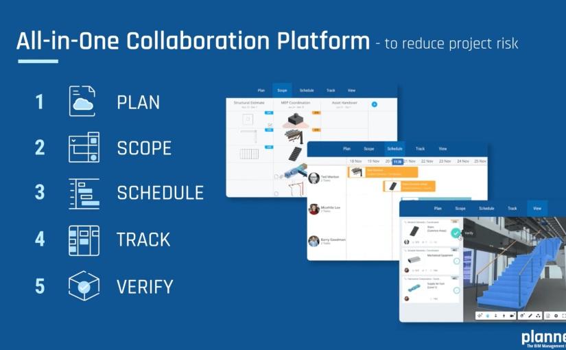 Plannerly เวปไซต์สำหรับจัดการข้อตกลงต่างๆ ในการทำ BIM (BIM Execution Plan / BEP), BIM Standardสำหรับโครงการ