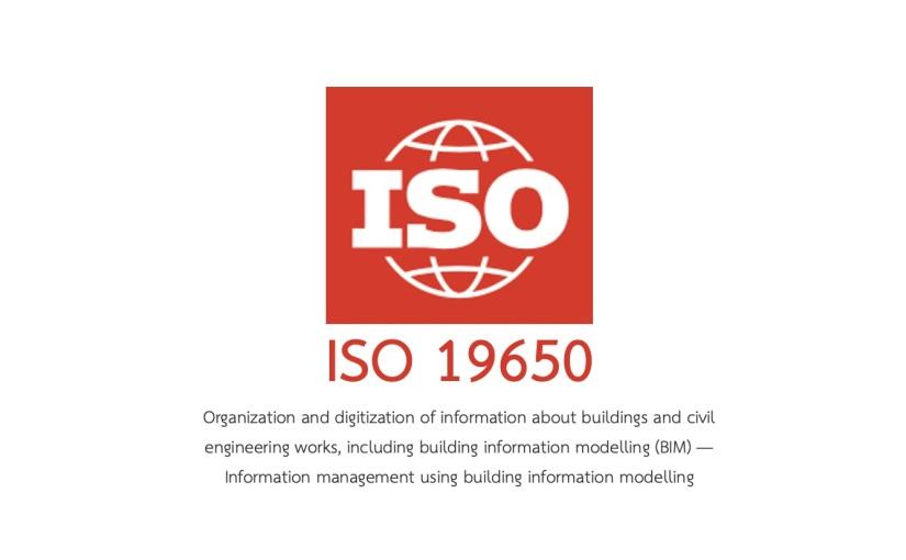 ISO 19650 มาตรฐานที่มีความเกี่ยวข้องกับ BIM