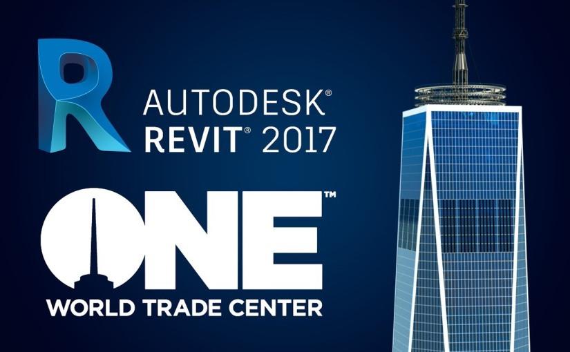 สร้างโมเดลอาคาร ONE WTC (World TradeCenter)