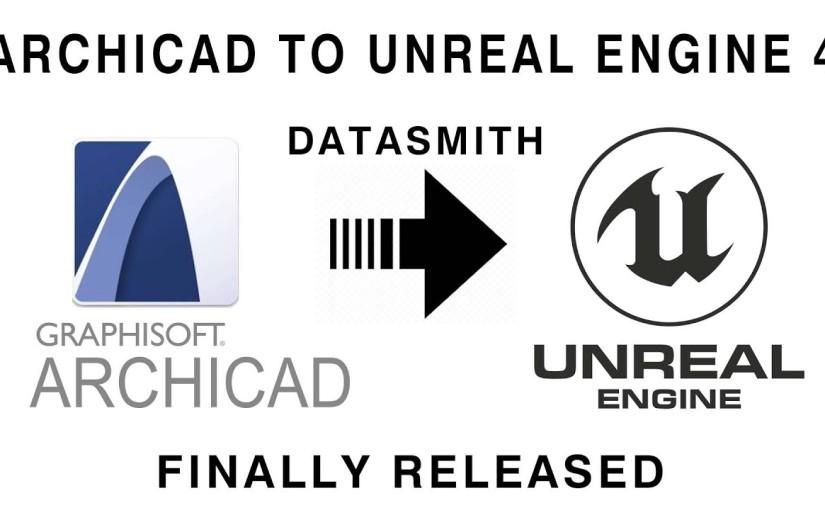 วิธีนำไฟล์จาก ArchiCAD ไปเข้า UnrealEngine